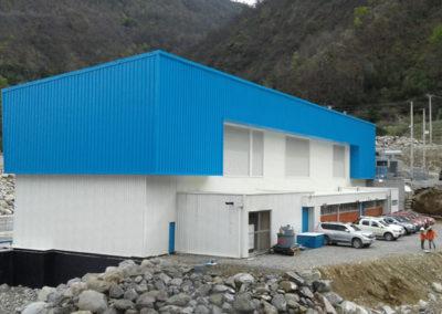 Central Hidroeléctrica Embalse Ancoa