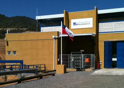Central Hidroeléctrica Mallarauco
