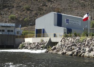 Central Hidroeléctrica Puclaro