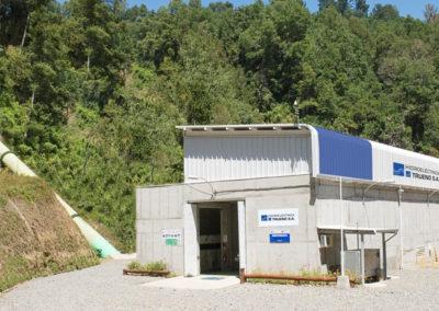 Central Hidroeléctrica Trueno