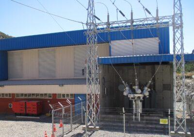 Central Hidroeléctrica Río Colorado