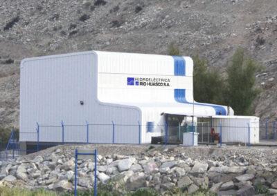 Central Hidroeléctrica Huasco